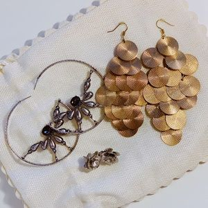 Earing set from Free people/H&M